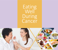 eating well during cancer