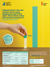 Colorectal Cancer Awareness Month 2016 Brochure